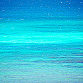 The Turquoise Sea by Beach Bum Chix
