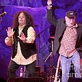 The Turtles - Mark Volman And Howard Kaylan by Concert Photos