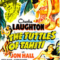 The Tuttles Of Tahiti, Us Poster, Top by Everett