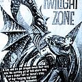 The Twilight Zone by Ric Bascobert