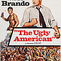 The Ugly American, Us Poster Art, Eiji by Everett