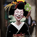 The Ugly Geisha by Andre Koekemoer