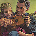 The Ukelele Lesson by Paige Wallis