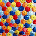 The Umbrella Sky by Jorge Maia