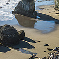 The Unexplored Beach by Mick Anderson