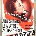 The Unfaithful, Us Poster, Ann by Everett