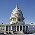 The United States Capitol by KG Thienemann
