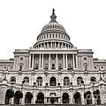 The United States Capitol  by Olivier Le Queinec