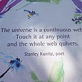 The Universe by Kay Gilley