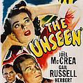 The Unseen, Us Poster Art, Top Gail by Everett