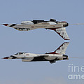 The U.s. Air Force Thunderbirds by Remo Guidi