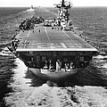 The U.s. Aircraft Carrier Uss Boxer by Stocktrek Images