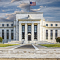 The Us Federal Reserve Board Building by Susan Candelario
