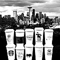 The Usual Seattle Suspects by Benjamin Yeager