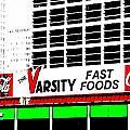 The Varsity Atlanta Pop Art by Dan Sproul