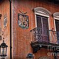 The Venetian Balcony by Lee Dos Santos