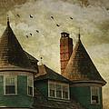 The Victorian by Fran J Scott