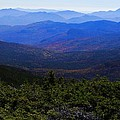 The View From Mt Washington by Tim  Canwell