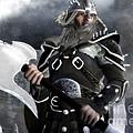 The Viking by Gabor Gabriel Magyar - Forgottenangel