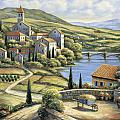 The Village by John Zaccheo