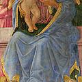 The Virgin And Child by Zanobi Machiavelli