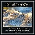 The Voice Of God by Carolyn Marshall