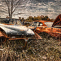 The Volvo Graveyard by Dale Kincaid
