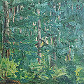 The Vosges Forest by Robert Engel