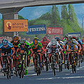 The Vuelta by Paul Meijering