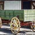 The Wagon by Image Takers Photography LLC - Laura Morgan