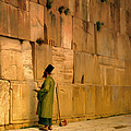 The Wailing Wall by Mountain Dreams