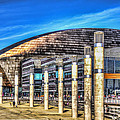The Wales Millennium Centre by Steve Purnell