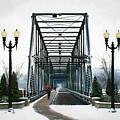 The Walking Bridge by Lori Deiter