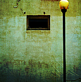 The Wall And The Lamppost by Kathleen K Parker