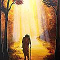 The Wandering Ascetic by Nirdesha Munasinghe