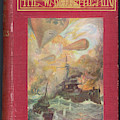'the War In The Air' The Battle by Mary Evans Picture Library