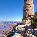 The Watchtower by John M Bailey