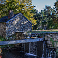 The Water Mill by Capt Gerry Hare