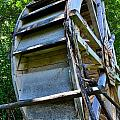The Water Wheel by Phil Dionne
