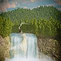 The Waterfall... by Tim Fillingim