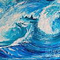 The Waves by Teresa Wegrzyn