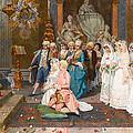 The Wedding by Giulio Rosati
