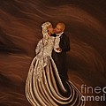 The Wedding Kiss by Wayne Cantrell