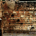 Western Wall by Doc Braham