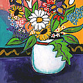 The White Daisy by Linda Holt