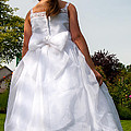 The White Dress by Sabine Edrissi