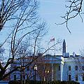 The White House 1 by Marcus Dagan