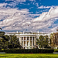 The White House by Christopher Holmes