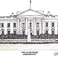 The White House by Frederic Kohli