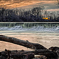 The White River by Ron Pate